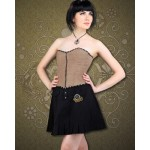 Steampunk Whitfield Overbust Corset