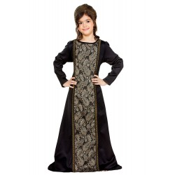 Princess Betyn Girls' Medieval Cotton Dress for ages 4-14