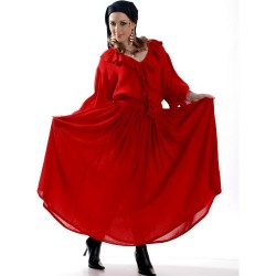Grace O'Malley Ensemble in Red or Black