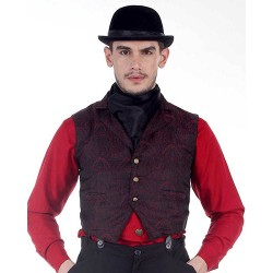 Steampunk Clockwork Vest