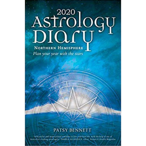 2020 Astrology Diary by Patsy Bennett