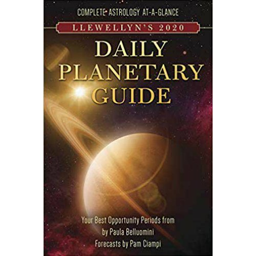 2020 Daily Planetary Guide by Llewellyn