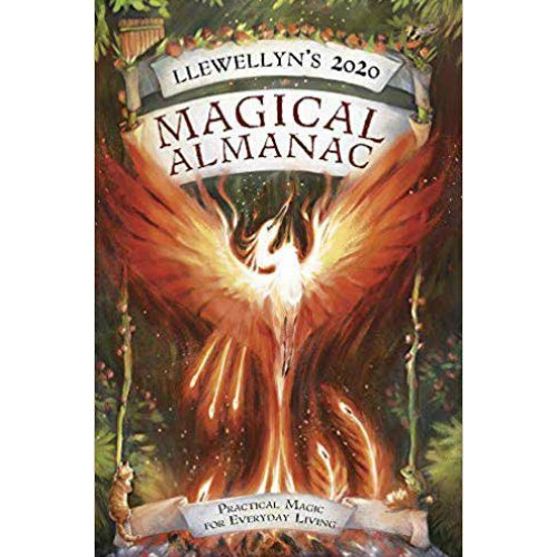 2020 Magical Almanac by Llewellyn