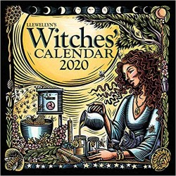 2020 Witches' Calendar by Llewellyn