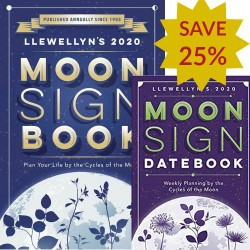 2020 Moon Sign Book & Datebook Set by Llewellyn