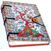"5"" x 7"" Tree of Life Parchment Blank Book (hc)"