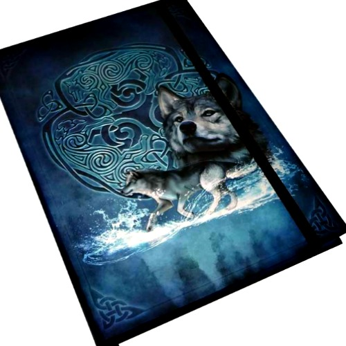 Celtic Animal Totem Journals by Brigid Ashwood