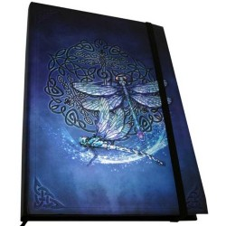 "Celtic Dragonfly Journal 5 1/2"" x 8"""