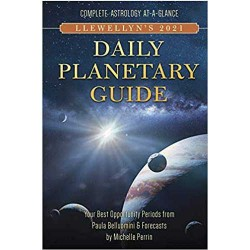 2021 Daily Planetary Guide by Llewellyn