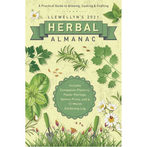 2021 Herbal Almanac by Llewellyn