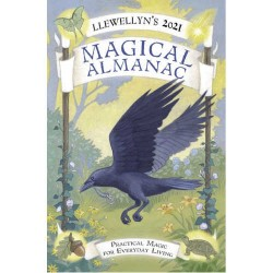 2021 Magical Almanac by Llewellyn