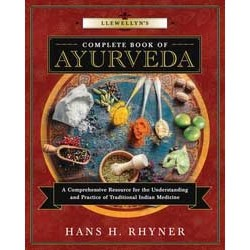 Complete Book of Ayurveda by Hans Rgyner