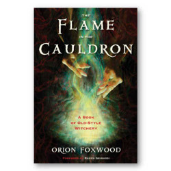 Flame in the Cauldrom by Orion Foxwood