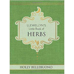 Llewellyn's Little Book of Herbs (hc) by Holly Bellebuono