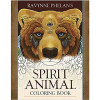 Spirit Animal coloring book by Ravynne Phelan