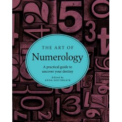 Art of Numerology (hc) by Anna Southgate