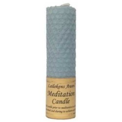 Lailokens Awen Meditation Candle 4 1/4""