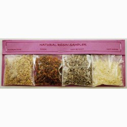 Resin incense Gift pack