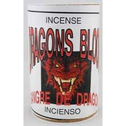 Dragons Blood Powder Incense 1 3/4 oz