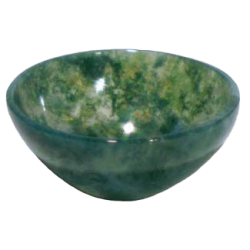 Agate Devotional Bowl 2""