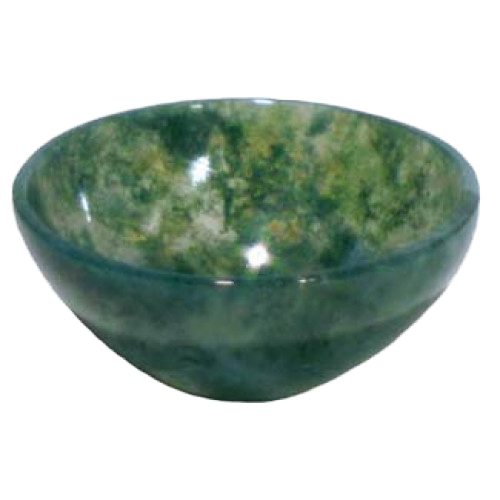 "2"" Agate Devotional Bowl"