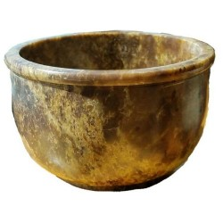 Scrying Bowl / Smudge Pot 4""