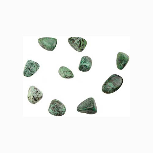 African Turquoise tumbled stones 1 lb
