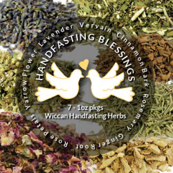 7 Handfasting Herbs Gift Pack
