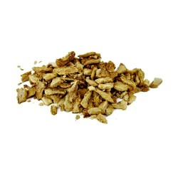Ginger Root Cut 1 Lb (Zingiber officinale)