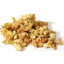 Jasmine Flowers Whole 1 Lb (Jasminum officinale)