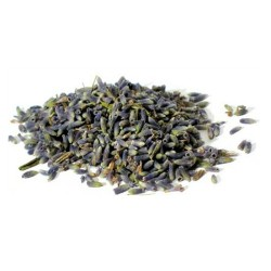 Lavender Flowers whole (Lavandula angustifolia) 1 Lb