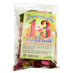 13 Herbs Aromatic Bath Herb Mix 1 1/4oz
