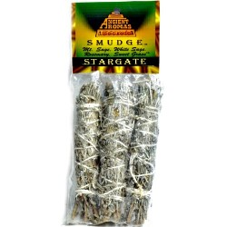 "Stargate Smudge Sticks 4"" 3pk"