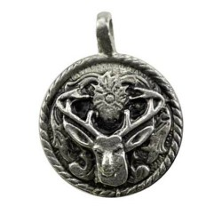 Stag Power Amulet