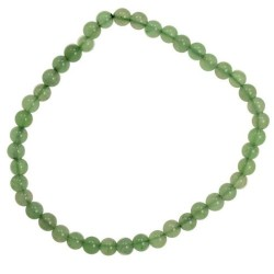 Aventurine stretch bracelet 4mm