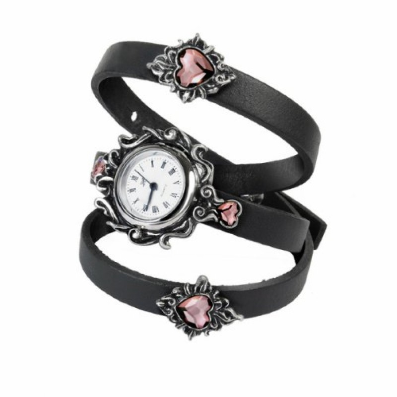 817c6aaa355 Heartfelt Watch by Alchemy of England Gothic -