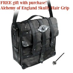 Steampunk Bag - Empire 'Intrepid' Valise