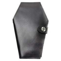 Coffin Wallet by Alchemy of England Gothic