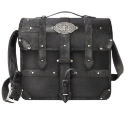 Empire Intrepid Valise Steampunk Bag by Alchemy