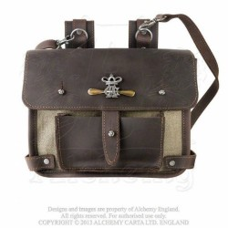 Wing Commander's Attache Pouch by Alchemy of England, Empire