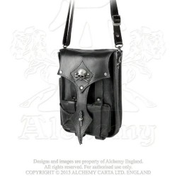 Aviator Pouch by Alchemy of England Empire
