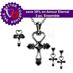 Amour Éternel Love Ankh 3 pc. Ensemble