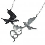 Epiphany of St. Corvus Necklace