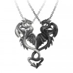 Draconic Tryst Necklace
