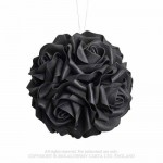 Black Rose Decor Trio by Alchemy of England