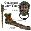 Greenman Gift Trio