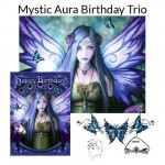 Mystic Aura Birthday Trio