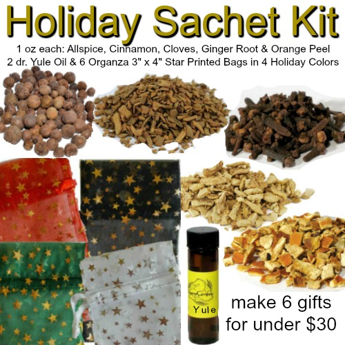 Holiday Sachet Kit