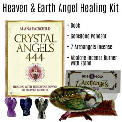 Heaven & Earth Angel Healing Kit