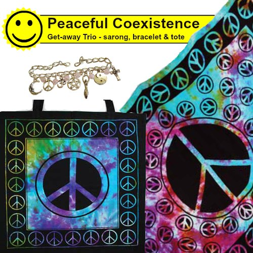 Peaceful Coexistence Gift Set